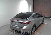 Седан гибридный среднего класса MAZDA AXELA кузов BYEFP 3 поколение пробег 143 тыс км цвет серый Москва