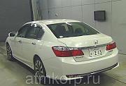 Седан гибрид среднего класса HONDA ACCORD кузов CR6 пробег 86 тыс км цвет белый жемчуг Москва