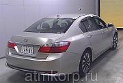 Седан гибрид среднего класса HONDA ACCORD кузов CR6 гв 2013 пробег 186 тыс км цвет бежевый Москва