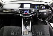 Седан гибрид среднего класса HONDA ACCORD кузов CR6 гв 2013 пробег 114 тыс км цвет черный Москва
