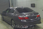 Седан гибрид среднего класса HONDA ACCORD кузов CR6 гв 2013 пробег 114 тыс км цвет серый Москва