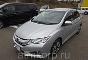 Седан гибрид HONDA GRACE кузов GM4 модификация HYBRID DX гв 2016 пробег 81 т.км серебристый Москва