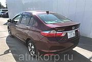 Седан гибрид HONDA GRACE кузов GM4 модификация HYBRID LX год выпуска 2015 пробег 22 тыс км цвет винн Москва