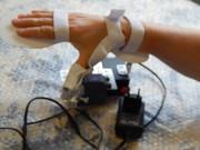 Тренажер «Лепесток» предназначен для тренировки большого пальца руки. Москва