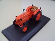 Модель. Трактор МТЗ-2 Липецк