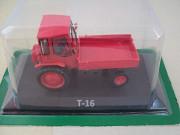 Модель. Трактор Т-16 Липецк