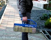 Захваты ручные, для переноса тротуарной плитки, кирпича, блоков Москва