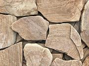 Природный дикий камень песчаник, известняк, доломит, базальт, галька. Шахты