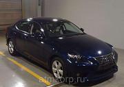 Автомобиль седан гибрид LEXUS  IS300h год выпуска 2014 Москва