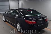 Автомобиль седан гибрид LEXUS LS600HL Москва