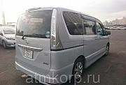 Минивэн 8 мест премиум класса люкс гибрид NISSAN SERENA S-HYBRID пробег 92 тыс км цвет бронза Москва