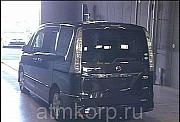 Минивэн 8 мест премиум класса люкс гибрид NISSAN SERENA S-HYBRID пробег 117 тыс км цвет пурпурный Москва
