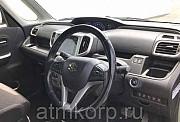 Минивэн гибрид 3 поколение SUZUKI SOLIO класса компактвэн кузов MA36S гв 2015 4WD пробег 13 т.км зел Москва