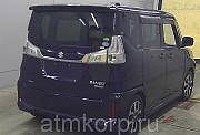 Минивэн гибрид 3 поколение SUZUKI SOLIO BANDIT класса компактвэн гв 2015 4WD пробег 47 т.км цвет пур Москва