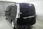Минивэн гибрид 2 поколение SUZUKI LANDY кузов SHC26 гв 2013 8 мест пробег 103 тыс км цвет черный Москва