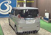 Минивэн гибрид 3 поколение SUZUKI SOLIO класса компактвэн кузов MA36S гв 2015 пробег 19 т.км цвет се Москва