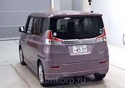 Минивэн гибрид 3 поколение SUZUKI SOLIO класса компактвэн кузов MA36S гв 2015 пробег 25 тыс км цвет  Москва