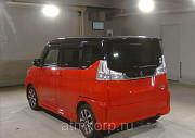 Минивэн гибрид 3 поколение SUZUKI SOLIO класса компактвэн кузов MA36 г 2015 пробег 31 т.км цвет крас Москва