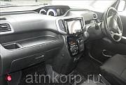 Минивэн гибрид 3 поколение SUZUKI SOLIO класса компактвэн кузов MA36S гв 2015 пробег 11 тыс км цвет  Москва