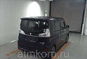 Минивэн гибрид 3 поколение SUZUKI SOLIO класса компактвэн кузов MA36S гв 2015 пробег 27 т.км темно ф Москва