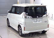 Минивэн гибрид 3 поколение SUZUKI SOLIO BANDIT класса компактвэн гв 2015 пробег 21 т.км цвет жемчужн Москва