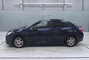 Седан 4 поколение SUBARU IMPREZA G4 кузов GJ7 гв 2014 4WD пробег 45 тыс км цвет con фиолетовый хамел Москва