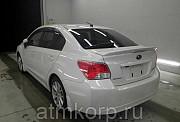 Седан 4 поколение SUBARU IMPREZA G4 кузов GJ7 гв 2012 4WD пробег 105 тыс км цвет белый Москва