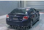 Седан 4 поколение SUBARU IMPREZA G4 кузов GJ7 гв 2012 4WD пробег 86 тыс км цвет синий Москва