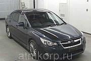 Седан 4 поколение SUBARU IMPREZA G4 кузов GJ7 гв 2013 4WD пробег 75 тыс км цвет серый Москва