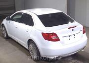 Седан среднего класса SUZUKI KIZASHI кузов RE91S гв 2014 пробег 34 тыс км цвет белый Москва