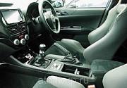Седан спортивный класс полноприводный Subaru Impreza  WRX STI Москва