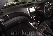 Седан спортивный класс рестайлинг Subaru Impreza WRX STI кузов GVB гв 2011 4WD пробег 89 т.км черны Москва