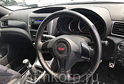 Седан спортивный класс рестайлинг Subaru Impreza WRX STI кузов GVB гв 2012 4WD пробег 41 т.км белый Москва