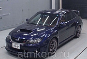 Седан спортивный класс рестайлинг Subaru Impreza WRX STI кузов GVB гв 2014 4WD пробег 68 т.км темно Москва