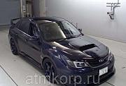 Седан спортивный рестайлинг Subaru Impreza WRX STI кузов GVB гв 2014 4WD пробег 45 т.км фиолетовый  Москва