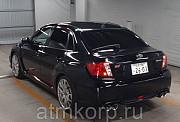 Седан спортивный класс рестайлинг Subaru Impreza WRX STI кузов GVB гв 2012 4WD пробег 84 т.км черны Москва