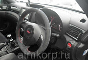 Седан спортивный класс рестайлинг Subaru Impreza WRX STI кузов GVB гв 2012 4WD пробег 23 т.км белый Москва