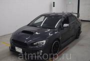 Седан спортивный класс SUBARU WRX STI кузов VAB модификация STI Type S гв 2014 4WD пробег 98 т.км се Москва