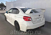 Седан спортивный класс SUBARU WRX STI кузов VAB модификация STI гв 2014 4WD пробег 78 т.км белый Москва