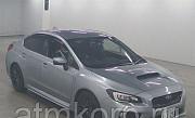 Седан спортивный класс SUBARU WRX STI кузов VAB модификация STI AWD гв 2014 4WD пробег 27 т.км сереб Москва