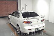Спортивный седан MITSUBISHI GALANT FORTISгв 2012 полный привод 4 wd пробег 137 т.км цвет белый жемч Москва