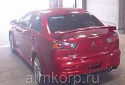 Спортивный седан MITSUBISHI GALANT FORTIS гв 2011 полный привод 4 wd пробег 128 т.км цвет красный Москва