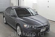 Спортивный седан MITSUBISHI GALANT FORTIS гв 2008 полный привод 4 wd пробег 82 т.км цвет серый Москва