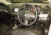 Спортивный седан MITSUBISHI GALANT FORTIS гв 2011 полный привод 4 wd пробег 96 т.км цвет белый Москва