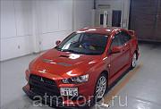 Спортивный седан MITSUBISHI LANCER Evolution кузов CZ4A гв 2013 полный привод 4 wd пробег 66 т.км цв Москва