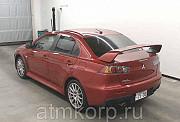 Спортивный седан MITSUBISHI LANCER Evolution кузов CZ4A гв 2014 полный привод 4 wd пробег 22 т.км цв Москва