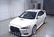 Спортивный седан MITSUBISHI LANCER Evolution кузов CZ4A гв 2013 полный привод 4 wd пробег 24 т.км цв Москва