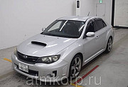 Седан спортивный класс рестайлинг Subaru Impreza WRX STI кузов GVF гв 2011 4WD пробег 100 т.км сере Москва