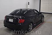 Седан спортивный класс рестайлинг Subaru Impreza WRX STI кузов GVF гв 2011 4WD пробег 88 т.км черны Москва