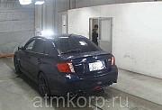Седан спортивный рестайлинг Subaru Impreza WRX STI кузов GVF гв 2012 4WD пробег 88 т.км фиолетовый  Москва